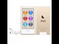 MP3 grotuvas APPLE iPod Nano 16GB Gold (7 kart.)