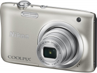 Fotoaparatas NIKON COOLPIX A100 Silver