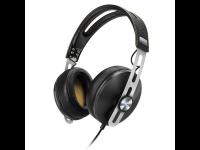 Ausinės SENNHEISER Momentum2 (506249) gaubiančios ausis, juodos, tinka Apple