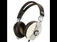 Ausinės SENNHEISER (506383) gaubiančios ausis, dramblio kaulo sp., tinka Android