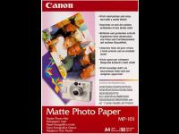 Popierius CANON foto MP-101, 50xA4, 170g/m, matinis