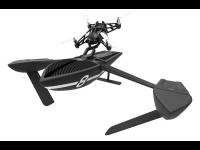 Mob. telefonu valdomas žaislas PARROT MiniDrones Hydrofoil Drone Orak, juodas