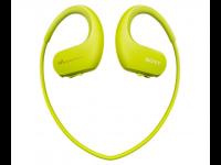 MP3 grotuvas SONY NWWS413G 4GB Green