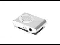 MP3 grotuvas QUER sidabrinis