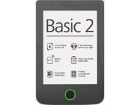 Elektroninė skaityklė POCKETBOOK Basic 2(PB614) dark grey