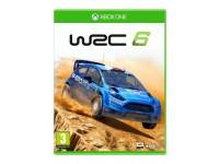 Žaidimas XBOX ONE WRC 6