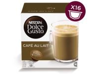 Kava NESCAFE Dolce Gusto Cafe au Lait 16 kaps. 160g
