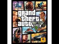 Žaidimas PC Grand Theft Auto V (GTA 5)