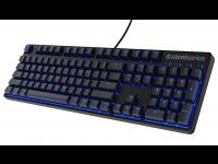Klaviatūra SteelSeries Apex M500, apšviesta LED, US, mechaninė