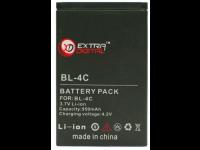 Mobilaus telefono baterija EXTRA DIGITAL analogiška NOKIA BL-4C 6100/5100/2650