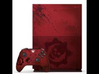 Žaidimų kompiuteris MICROSOFT XBOX ONE S 2TB + Gears of War 4 Limited edition