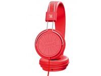 Ausinės CANDY CRUSH STRAWBERRY ant ausų, raudonos