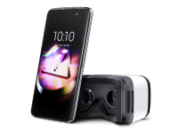 Mobilusis telefonas ALCATEL Idol 4 DS Silver + VR