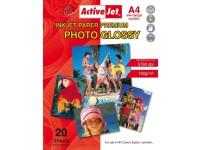 Popierius ACJ foto 180g/m 20x4A blizgus / AP4-180G20