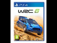 Žaidimas PS4 WRC 6