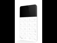Mobilusis telefonas ELARI Cardphone White
