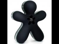 Aromato skleidiklis MR&MRS GEORGE, Bluetooth garsiakalbis, juodas
