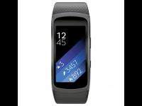 Išmanusis laikrodis SAMSUNG GearFit2 Dark Grey S