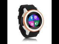 Išmanusis laikrodis ZGPAX S7 Black/Orange