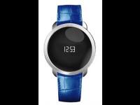Išmanusis laikrodis MyKronoz ZeCircle Premium Flat, Silver/Blue