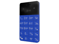 Mobilusis telefonas ELARI Cardphone Blue