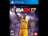 Žaidimas PS4 NBA 2K17 Legend edition