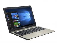 Nešiojamas kompiuteris ASUS VivoBook X541SA N3710/4/128/HD/Win/rudas