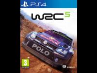Žaidimas PS4 WRC 5