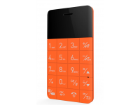 Mobilusis telefonas ELARI Cardphone Orange