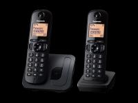 Telefonas PANASONIC KX-TGC212FXB