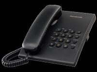 Telefonas PANASONIC KX-TS500FXB laidinis