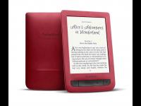 Elektroninė skaityklė POCKETBOOK Touch Lux 3(626)red