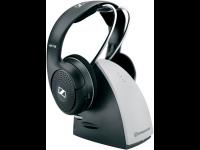 Ausinės SENNHEISER RS120-8 II ant ausų, wireless, juodos