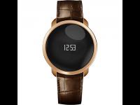Išmanusis laikrodis MyKronoz ZeCircle Premium Flat, Gold/Brown