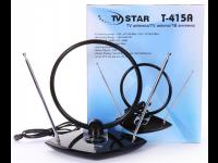 Antena TV STAR T-415A, kambarinė