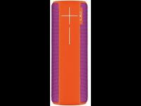Kolonėlė ULTIMATE EARS BOOM 2 su mikrofonu, Bluetooth, atspari drėgmei, oranžinė/violtetinė