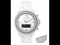 Išmanusis laikrodis MyKronoz ZeClock Swarovski White
