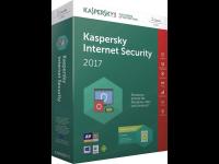Antivirusinė programa KASPERSKY 2017 1MD NEW (nauja), 12 mėn