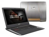 Nešiojamas kompiuteris ASUS ROG G752VS i7/16/1TB+256/GTX1070/W10