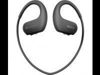 MP3 grotuvas SONY NWWS413B 4GB Black