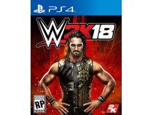 Žaidimas PS4 WWE 2K18