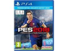Žaidimas PS4 PES 2018 Premium