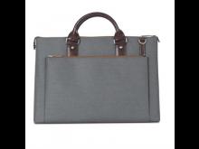 Krepšys Moshi Urbana Briefcase – Slim Laptop Case with shoulder strap, Gray