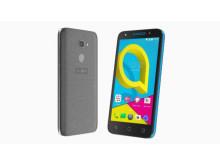 Mobilusis telefonas ALCATEL A5 LED Silver