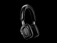 Ausinės B&W P5 ant ausų, belaidės, juodos