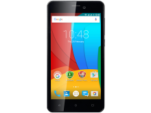 Mobilusis telefonas PRESTIGIO Muze A5 DS Black /PSP5502DUO