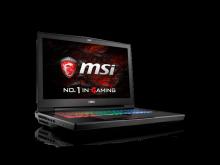 Nešiojamas kompiuteris MSI GT73VR 6RE i7/16/1TB+256GBSATA/GTX1070/Win
