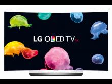 Televizorius OLED LG 55C6V