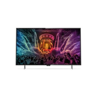 Televizorius PHILIPS 55PUH6101 1