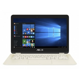 Nešiojamas kompiuteris ASUS Zenbook Flip UX360CA  M3/4/256/HD/W10/Gold 7